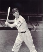 Gil McDougald LIMITED STOCK New York Yankees SATIN 8x10 Photo