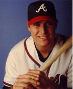 Kelly Johnson LIMITED STOCK Atlanta Braves 8x10 Photo