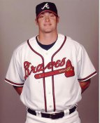 Jarrod Saltalmacchia LIMITED STOCK Atlanta Braves 8x10 Photo