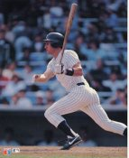 Steve Sax New York Yankees LIMITED STOCK Glossy Card Stock 8X10 Photo