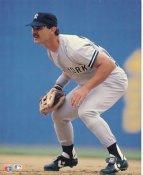 Don Mattingly SUPER SALE New York Yankees Glossy Card Stock Slight Corner Crease 8X10 Photo