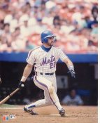 Howard Johnson New York Mets LIMITED STOCK Glossy Card Stock 8X10 Photo