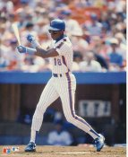 Darryl Strawberry LIMITED STOCK New York Mets Glossy Card Stock 8X10 Photo