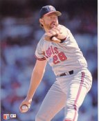 Bert Blyleven LIMITED STOCK Anaheim Angels Glossy Card Stock 8X10 Photo