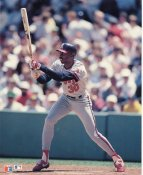 Devon White LIMITED STOCK Anaheim Angels Glossy Card Stock 8X10 Photo