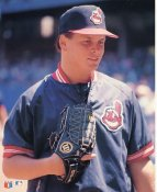 Greg Swindell SUPER SALE Cleveland Indians Glossy Card Stock Slight Scratches 8X10 Photo