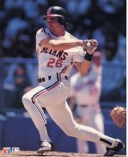 Brook Jacoby SUPER SALE Cleveland Indians Glossy Card Stock Slight Corner Crease 8X10 Photo