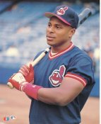 Joey Belle LIMITED STOCK Cleveland Indians Glossy Card Stock 8X10 Photo