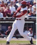 Ken Griffey Jr. Cincinnati Reds 8x10 Photo