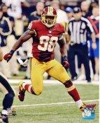 Brian Orakpo Washington Redskins SATIN 8x10 Photo