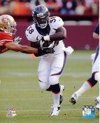 Montee Ball Denver Broncos SATIN 8X10 Photo