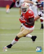 Anquan Boldin San Francisco 49ers SATIN 8X10 Photo