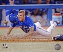 Brett Lawrie Toronto Blue Jays SATIN 8X10 Photo