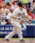 Brian McCann Atlanta Braves SATIN 8X10 Photo