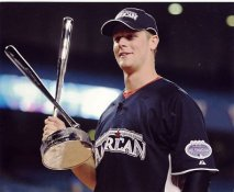 Justin Morneau SUPER SALE Minnesota Twins Slight Crease 8X10 Photo