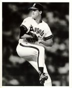 Jim Abbott SUPER SALE Anaheim Angels Slight Corner Crease 8X10 Photo