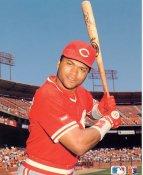 Kal Daniels LIMITED STOCK Cincinnati Reds Glossy Card Stock 8x10 Photo