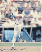 Ruben Sierra LIMITED STOCK Texas Rangers Glossy Card Stock 8x10 Photo