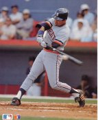 Fred Lynn LIMITED STOCK Detroit Tigers Glossy Card Stock 8x10 Photo