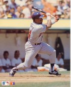 Kirby Puckett LIMITED STOCK Minnesota Twins Glossy Card Stock 8x10 Photo