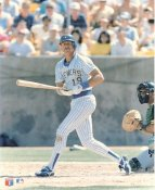 Robin Yount LIMITED STOCK Milwaukee Brewers Glossy Card Stock 8x10 Photo