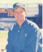 Dan Plesac LIMITED STOCK Milwaukee Brewers Glossy Card Stock 8x10 Photo