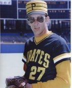 Kent Tekulve Pittsburgh Pirates 8X10 Photo