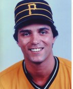 Lee Mazzilli Pittsburgh Pirates 8X10 Photo