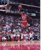 Michael Jordan Chicago Bulls Slam Dunk 8X10 Photo LIMITED STOCK
