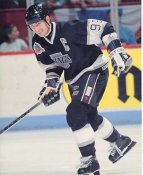 Wayne Gretzky 1994 SUPER SALE Los Angeles Kings Glossy Card Stock  Collectors Magazine Insert 8x10 Photo