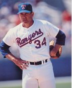 Nolan Ryan 1994 Collectors Magazine Insert LIMITED STOCK Texas Rangers Glossy Card Stock 8x10 Photo