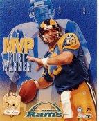 Kurt Warner Limited Edition 1999 NFL MVP 8X10 Photo