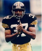 Carnell Lake Pittsburgh Steelers 8x10 Photo