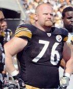 Chris Hoke LIMITED STOCK Pittsburgh Steelers 8x10 Photo