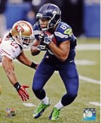 Golden Tate Seattle Seahawks SATIN LIMITED STOCK 8X10 Photo