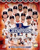 Boston 2013 World Series Champions Composite Boston Red Sox SATIN 8x10 Photo