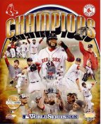 Boston 2013 World Series Champions NUMBERED LIMITED EDITION Boston Red Sox SATIN 8x10 Photo