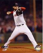 John Lackey Game 6 of 2013 World Series Boston Red Sox SATIN 8x10 Photo