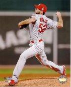 Michael Wacha 2013 World Series St. Louis Cardinals SATIN 8x10 Photo