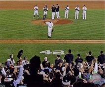 Mariano Rivera Final Game Sept 26, 2013 LIMITED STOCK New York Yankees SATIN 8X10 Photo