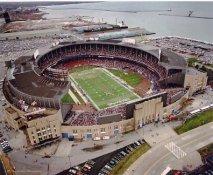 Cleveland Municipal Stadium LIMITED STOCK 8X10 Photo