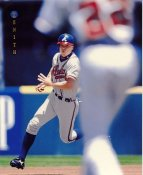 Chipper Jones Atlanta Braves LIMITED STOCK Zenith Pinnacle Card 8X10 Photo