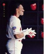 Juan Gonzalez Texas Rangers LIMITED STOCK Zenith Pinnacle Card 8X10 Photo