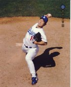 Hideo Nomo Los Angeles Dodgers LIMITED STOCK Zenith Pinnacle Card 8X10 Photo
