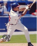Andruw Jones Atlanta Braves LIMITED STOCK Zenith Pinnacle Card 8x10 Photo
