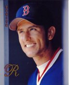 Nomar Garciaparra Boston Red Sox LIMITED STOCK Zenith Pinnacle Card 8x10 Photo