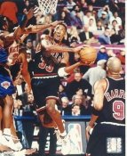 Scottie Pippen LIMITED STOCK Chicago Bulls 8X10 Photo