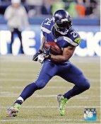 Marshawn Lynch Seattle Seahawks SATIN 8X10 Photo
