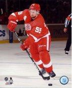 Niklas Kronwall Red Wings SATIN 8x10 Photo