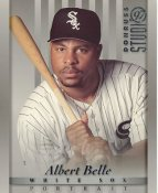 Albert Belle LIMITED STOCK RARE DonRuss Studio Chicago White Sox 8x10 Photo